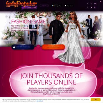 Ladypopular.com thumbnail