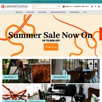 Lakeland-furniture.co.uk thumbnail
