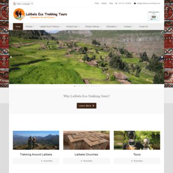 Lalibela-eco-trekking.com thumbnail