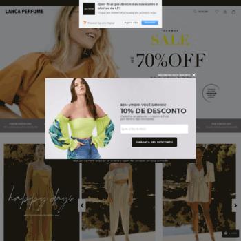 c9eedb6f16c2 lancaperfume.com.br at WI. Loja Oficial | Lança Perfume e-Shop