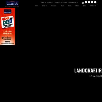 Landcraft.in thumbnail