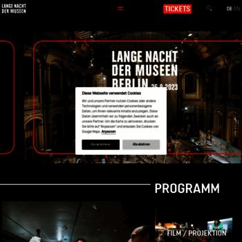 Lange-nacht-der-museen.de thumbnail