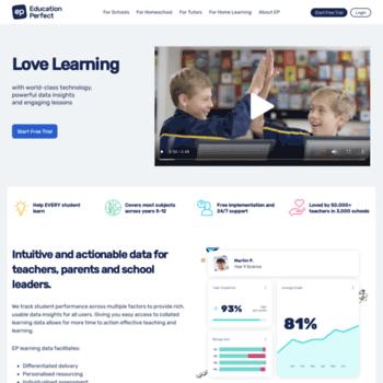Languageperfect.co.nz thumbnail
