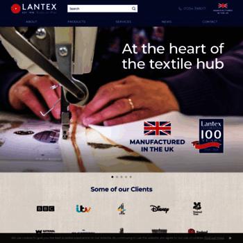 Lantex.co.uk thumbnail