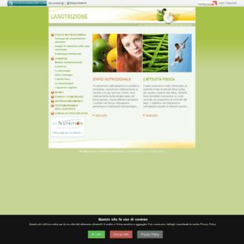 Lanutrizione.it thumbnail