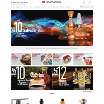 Laparfumerie.ru thumbnail
