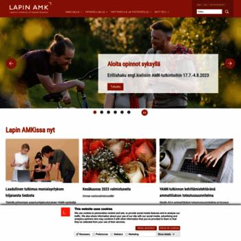 Lapinamk.fi thumbnail