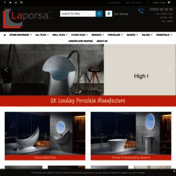 Laporsa.com thumbnail