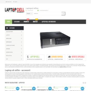 Laptopdell.ro thumbnail