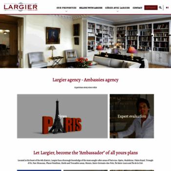 Largier.fr thumbnail