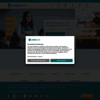 Laser Line De At Wi Professionell Online Drucken