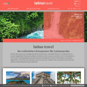 Latinotravel.ch thumbnail