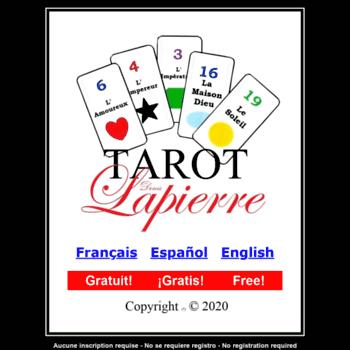 latintarot.com at WI. Latintarot.com - Tarot Denis Lapierre 2019 ... f1ccb0626df3