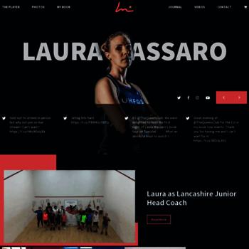 Lauramassaro.co.uk thumbnail