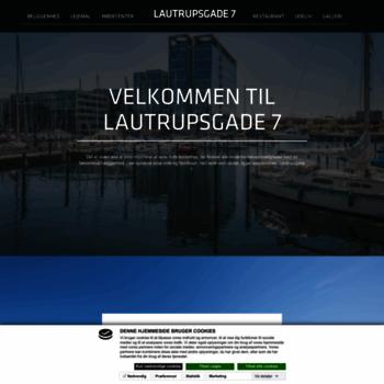 Lautrupsgade.dk thumbnail