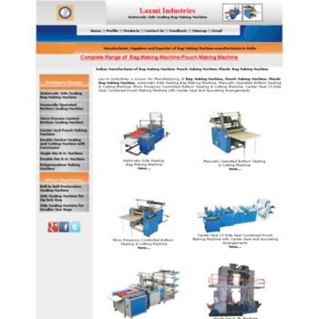 Laxmi-industries.net thumbnail