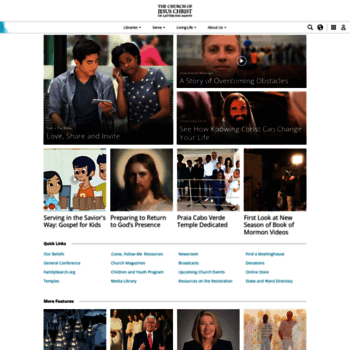 lds org pictures of jesus christ