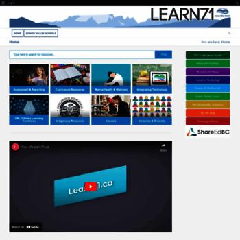 Learn71.ca thumbnail