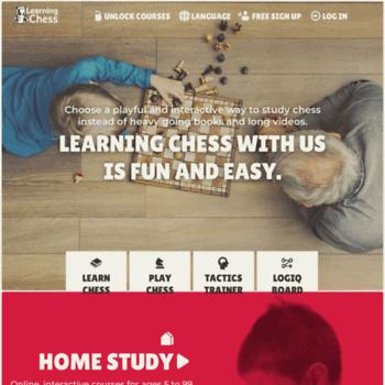 Learningchess.net thumbnail