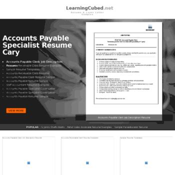 Learningcubed.net thumbnail