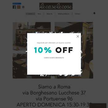 Arredamento Shabby Chic Roma.Lecaselecose It At Wi Arredamento Etnico Vintage