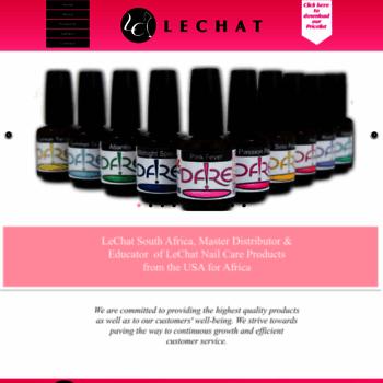 Lechatsa.co.za thumbnail