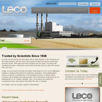 Lecouk.co.uk thumbnail
