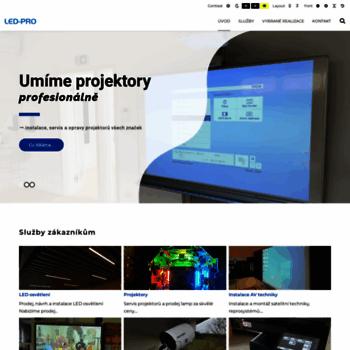 Led-pro.cz thumbnail