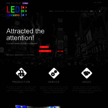 Led-ukraine.com thumbnail