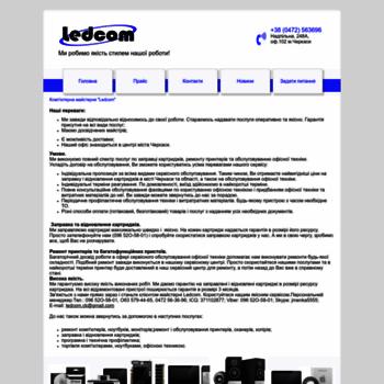 Ledcom.com.ua thumbnail