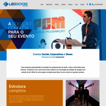 Leddoor.com.br thumbnail
