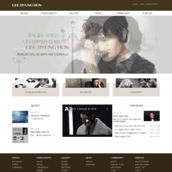 Leebyunghun.kr thumbnail