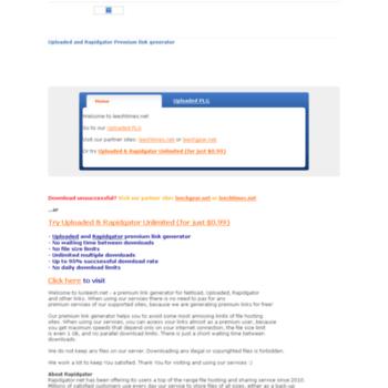leechmansion net at WI  luxleech net - Uploaded and Rapidgator