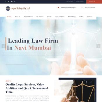 Legalintegrity.in thumbnail
