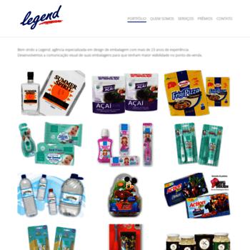 Legenddesign.com.br thumbnail