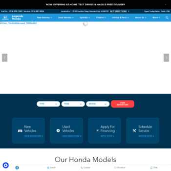 Honda Dealership Kansas City >> Legendshonda Com At Wi Legends Honda Honda Dealer In