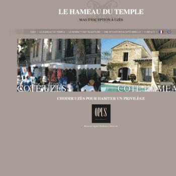 Lehameaudutemple.fr thumbnail