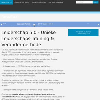 Leiderschap50.nl thumbnail