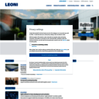 leoni com at WI  Wire, cable, wiring-systems – LEONI