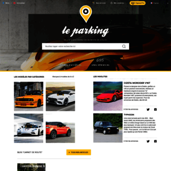 Leparking.fr thumbnail