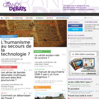 Lesgrandsdebats.fr thumbnail