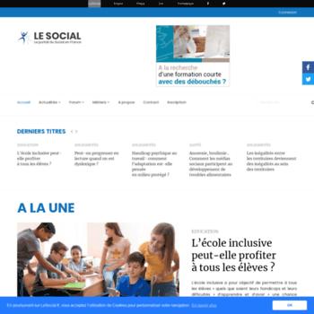 Lesocial.com thumbnail
