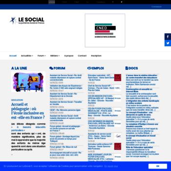 Lesocial.fr thumbnail