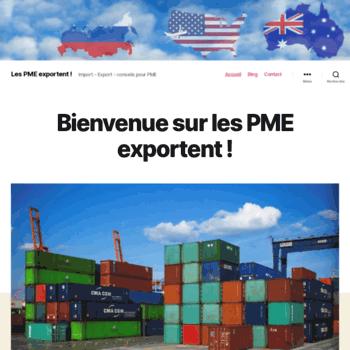 Lespmeexportent.fr thumbnail