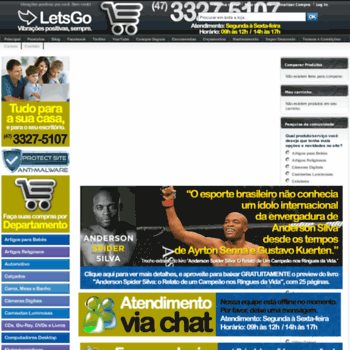 Letsgovibracoespositivas.com.br thumbnail