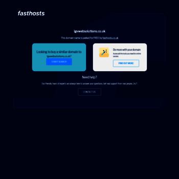 Lgvwebsolutions.co.uk thumbnail