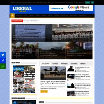 Liberal.com.mx thumbnail