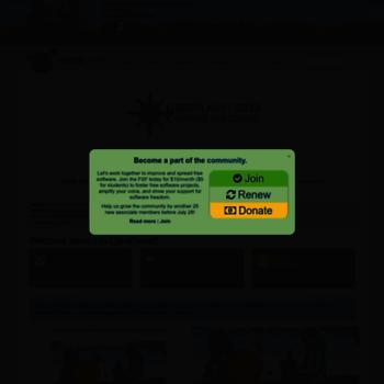 Libreplanet.org thumbnail
