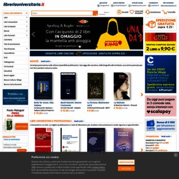 Libreriauniversitaria.it thumbnail