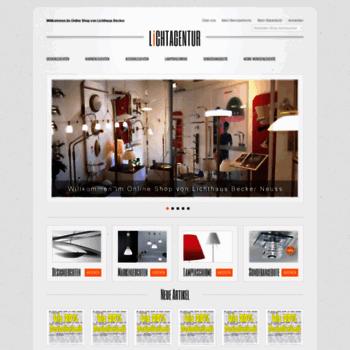 Lichthaus Becker De At Wi Lichtagentur Der Online Shop Vom